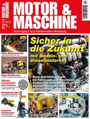 MotorMaschine_4_2018 Titelseite