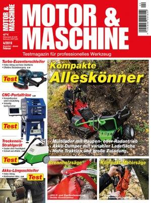 MotorMaschine_4_2019 Titelseite