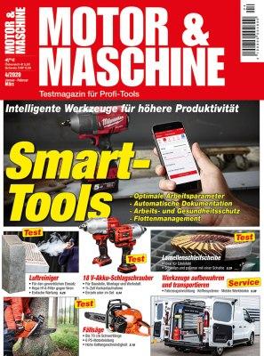 MotorMaschine_4_2020 Titelseite