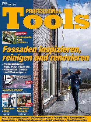 ProfessionalTools_1_2021 Titelseite