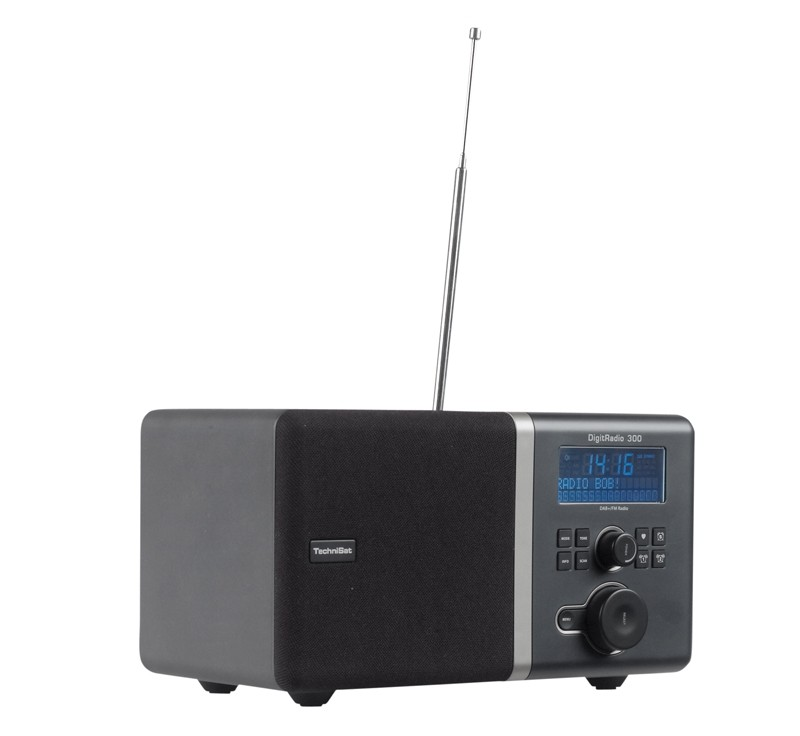 test dab radio technisat digitradio 300 sehr gut. Black Bedroom Furniture Sets. Home Design Ideas