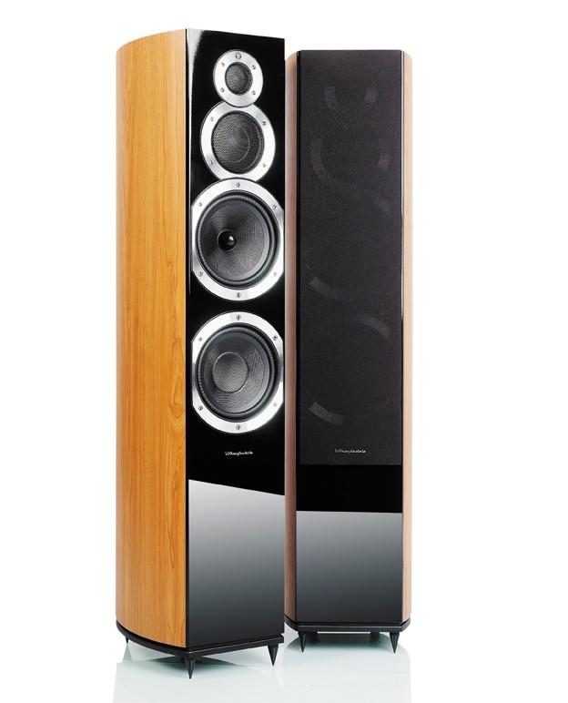 test lautsprecher stereo wharfedale diamond 10 7 sehr. Black Bedroom Furniture Sets. Home Design Ideas