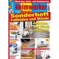 Heimwerker Praxis Sonderheft 1/2015 (print)