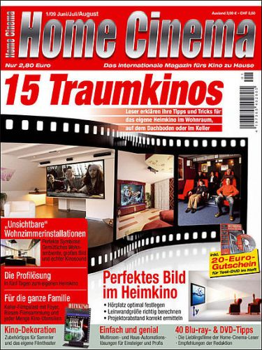 Home Cinema 1/2009 (print)