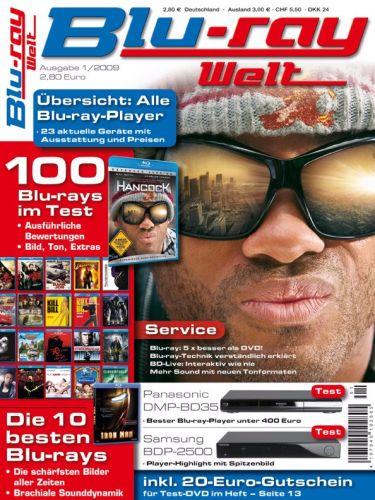 Blu-ray Welt 1/2009 (print)