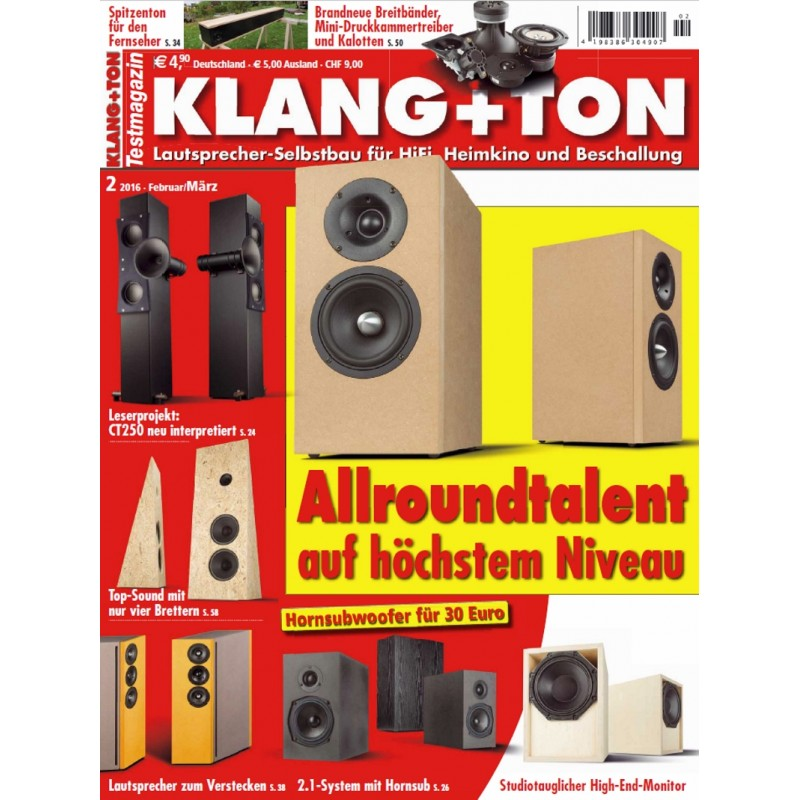 Klang & Ton 2/16 (epaper)