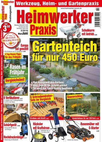 Gartenteich für nur 450 Euro (print)