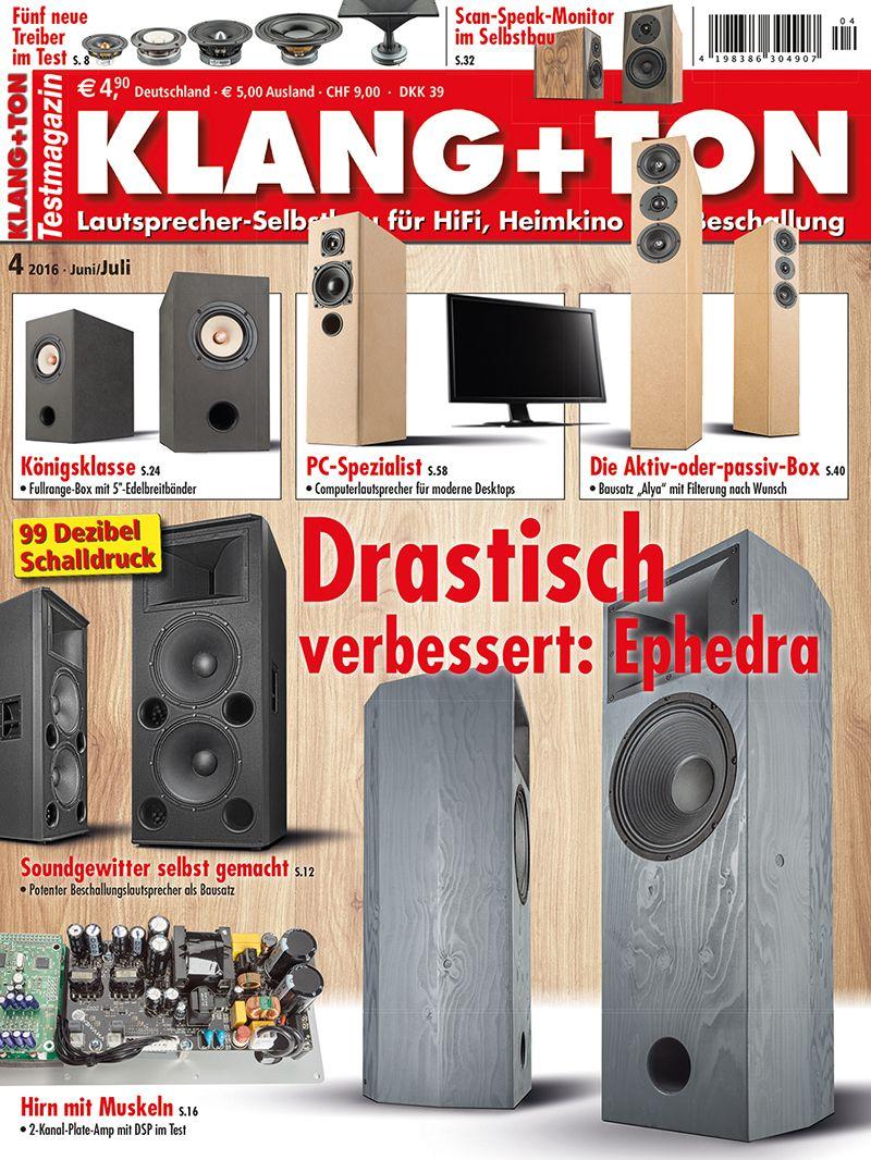 Klang Amp Ton 4 2016 Epaper