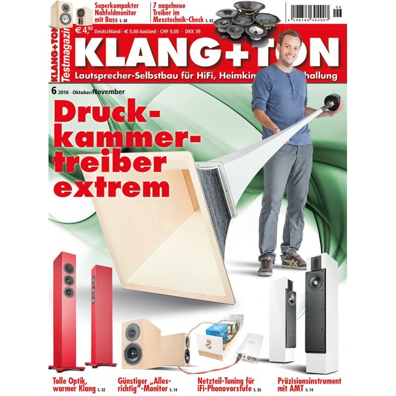 Klang & Ton 6/2016 (epaper)