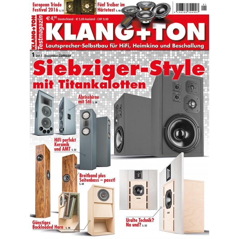 Klang + Ton 1/2017 (epaper)