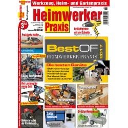 Best of HEIMWERKER PRAXIS 2017 (print)