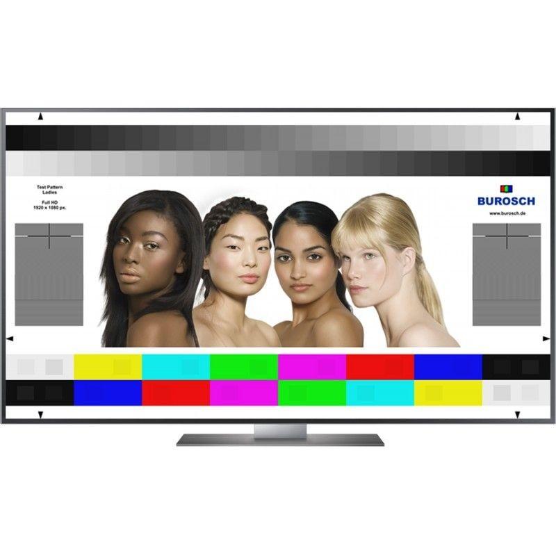 Profi Ultra HD Testbilder - Download