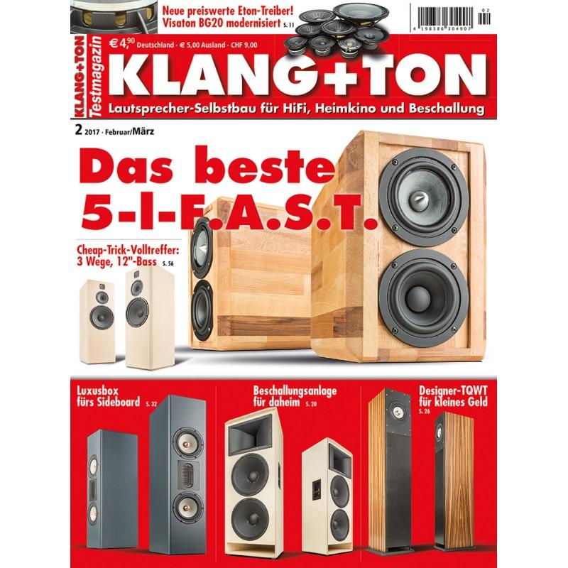 Klang + Ton 2/2017 (epaper)