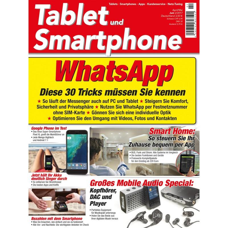 TABLET und SMARTPHONE 2/2017 (print)