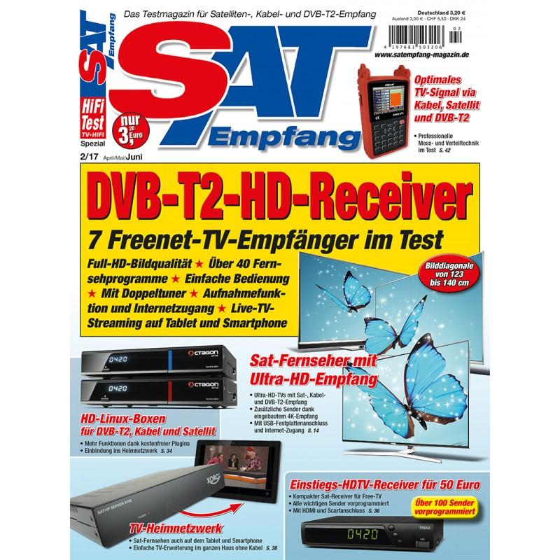 SAT Empfang 2/2017 (print)