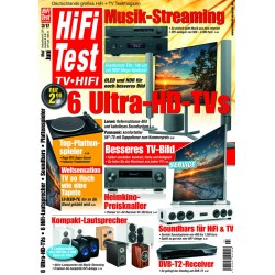 HIFI TEST TV VIDEO 3/2017 (print)
