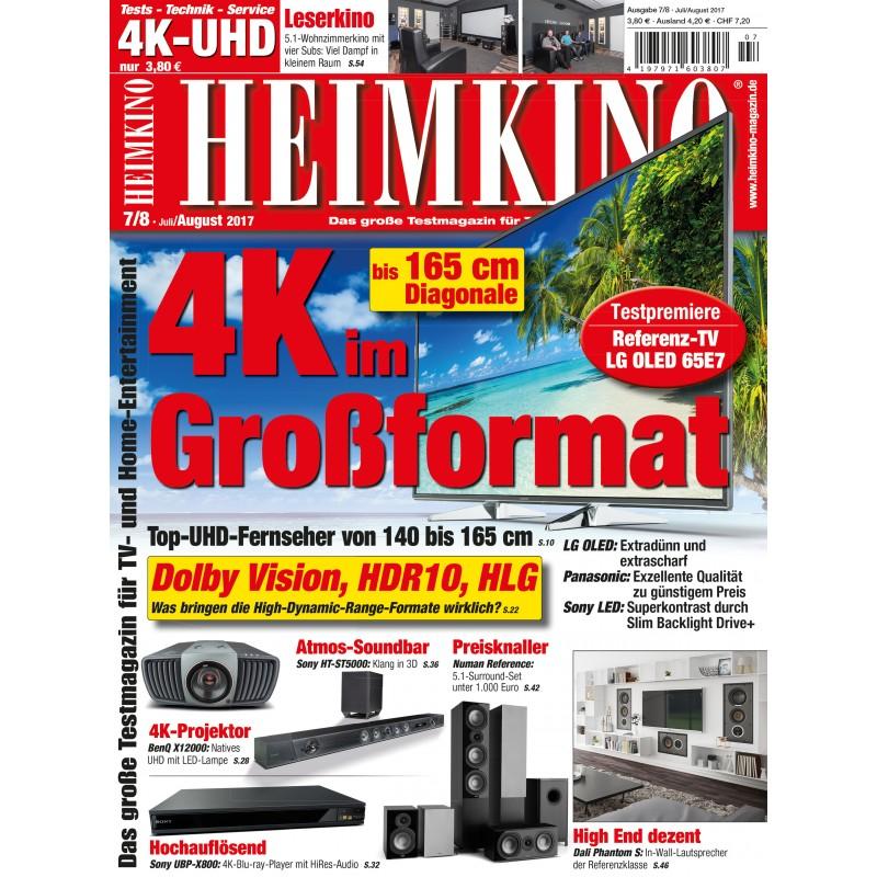 HEIMKINO 7/8-2017 (print)