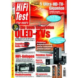 HIFI TEST TV VIDEO 4/2017 (print)