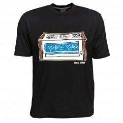 Pop Art T-Shirt von Art W. Orker, Motiv Verstärker