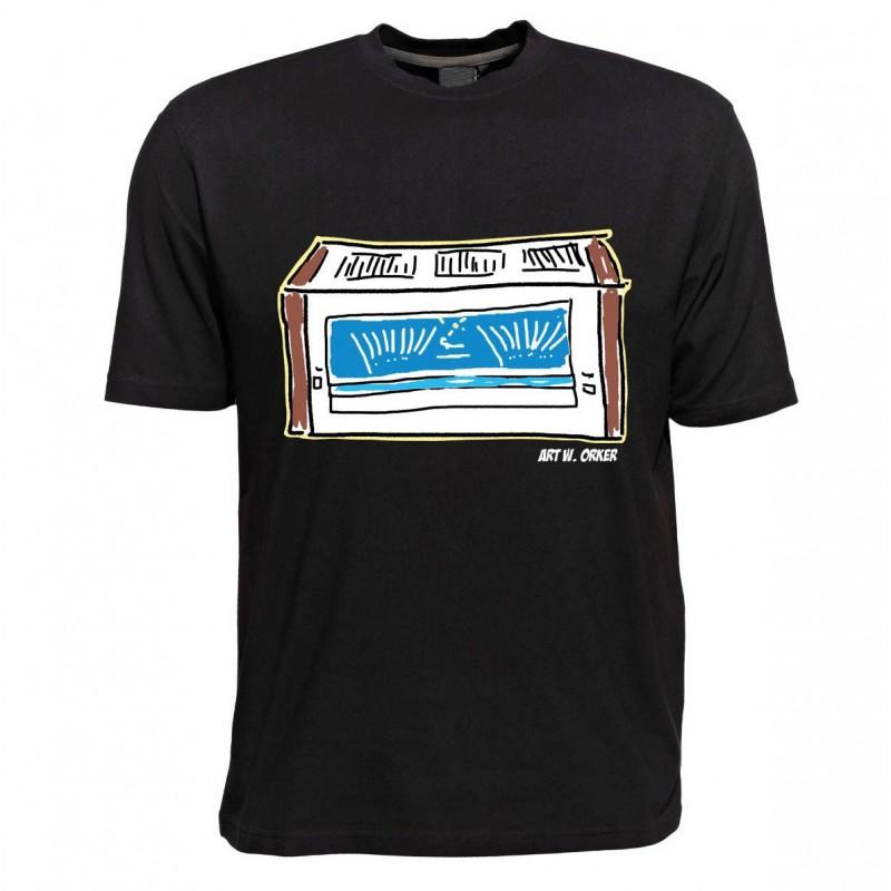 T-Shirt - Motiv Verstärker
