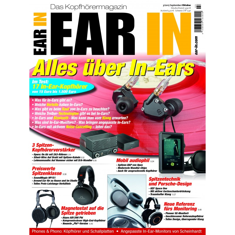 Alles über In-Ears (print)