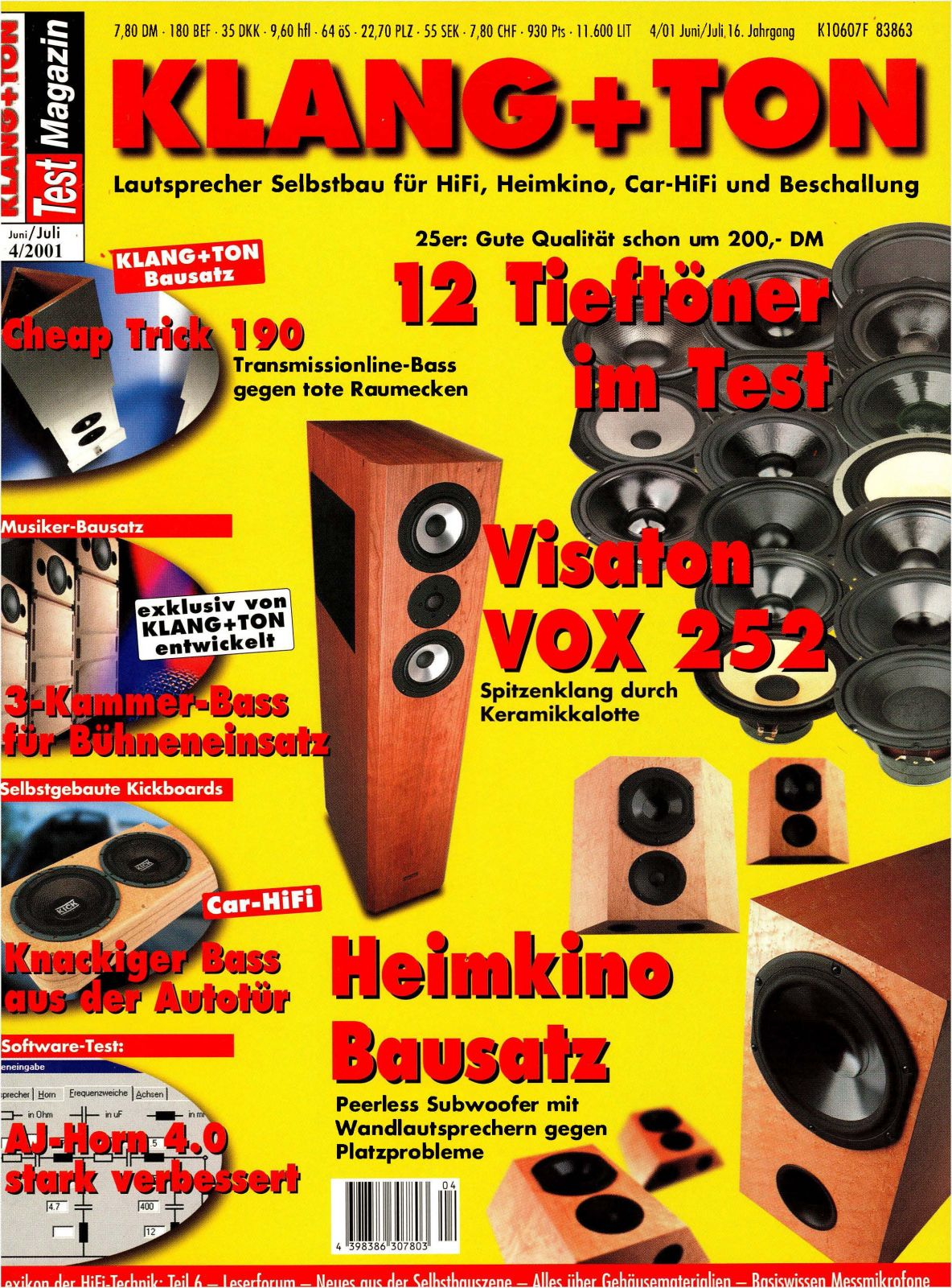 Klang Ton 42001 Epaper
