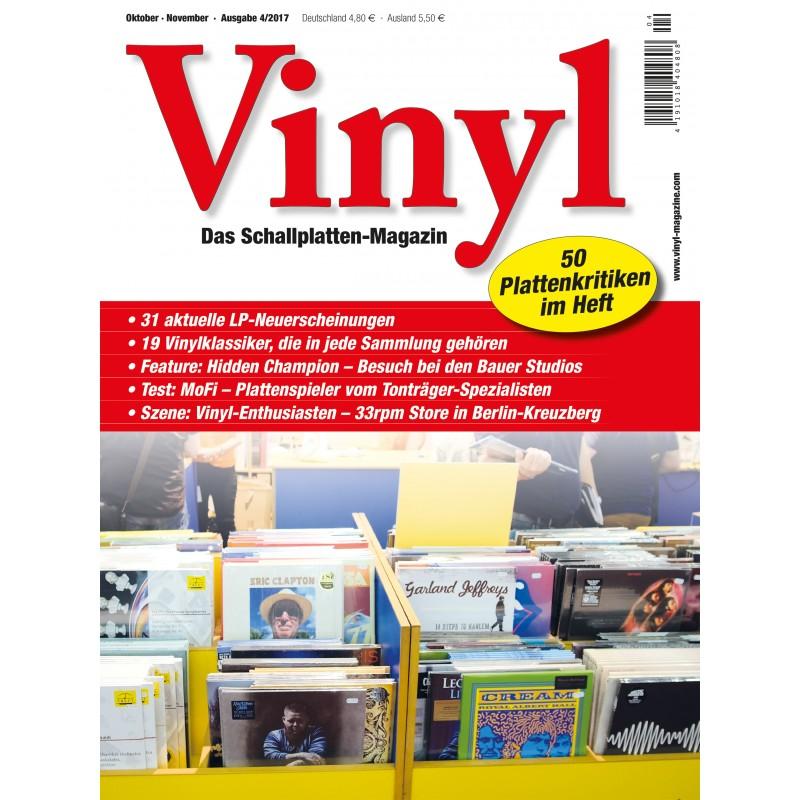50 Plattenkritiken im Heft (print)