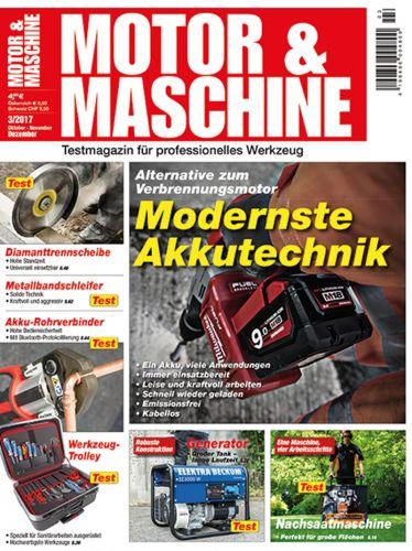 Modernste Akkutechnik (print)