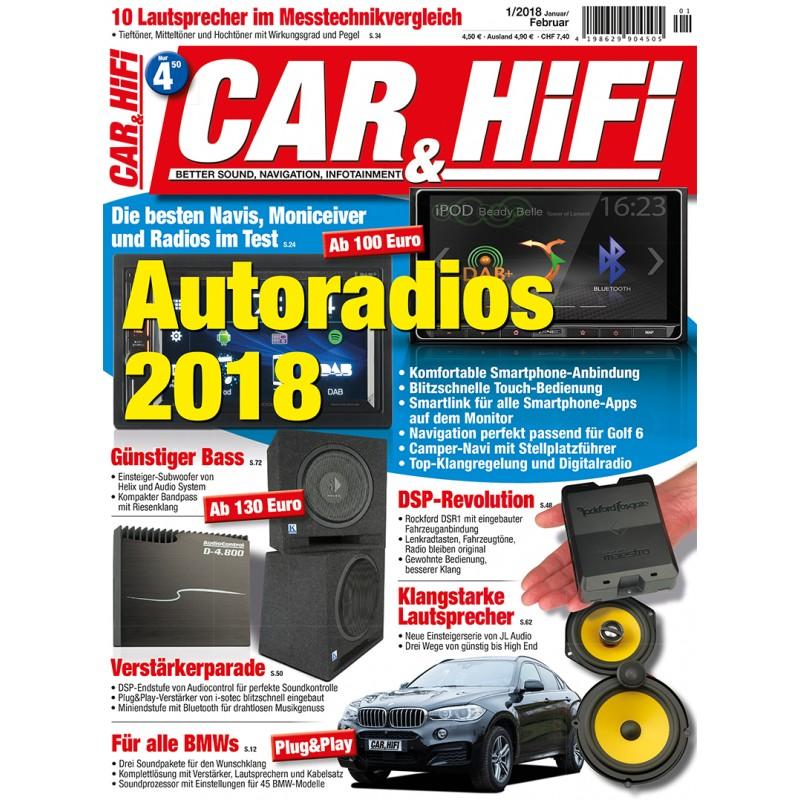 CAR&HIFI 1/2018 (print)