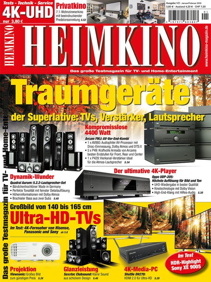 HEIMKINO 1/2-2018 (print)