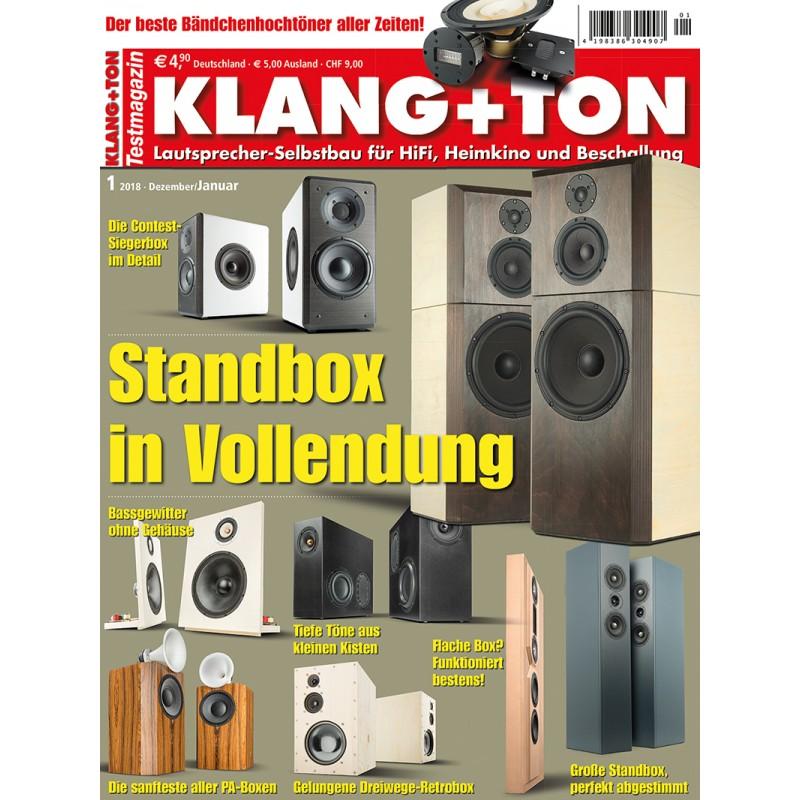 Klang + Ton 1/2018 (epaper)