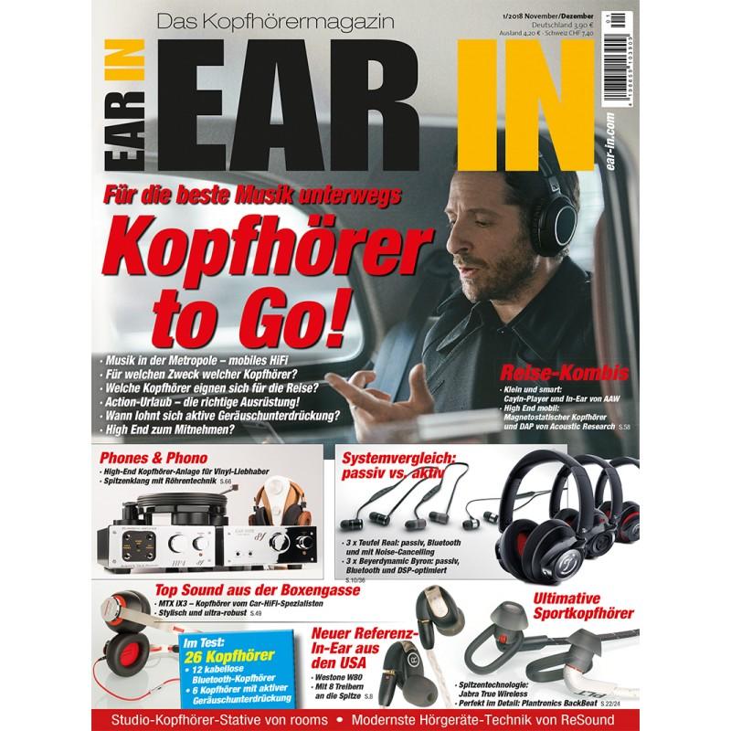 Kopfhörer to Go - Die beste Musik unterwegs  (print)
