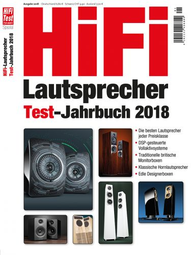 Hifi-Lautsprecher Test-Jahrbuch 2018 (print)