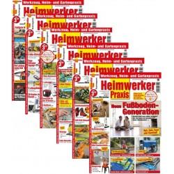 Heimwerker Praxis Heft-Archiv 2017 (print)