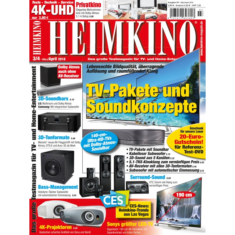 HEIMKINO 3/4-2018 (print)
