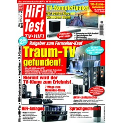 HIFI TEST TV VIDEO 2/2018 (print)