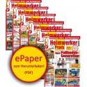 Heimwerker Praxis Heft-Archiv 2017 (ePaper)