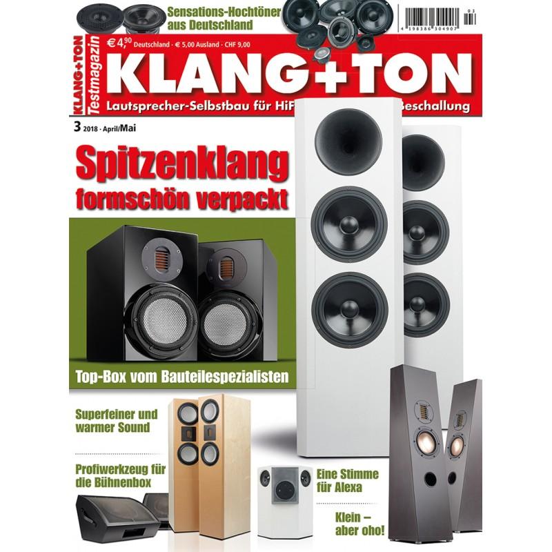 Klang + Ton 3/2018 (epaper)