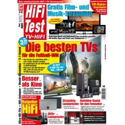 HIFI TEST TV VIDEO 3/2018 (print)