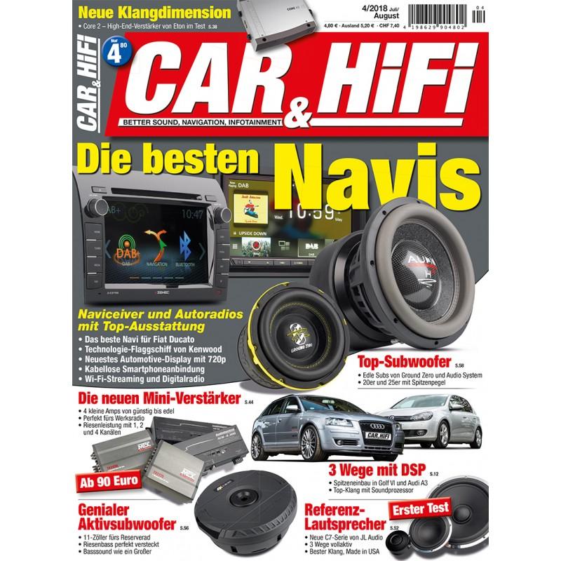 CAR&HIFI 4/2018 (print)
