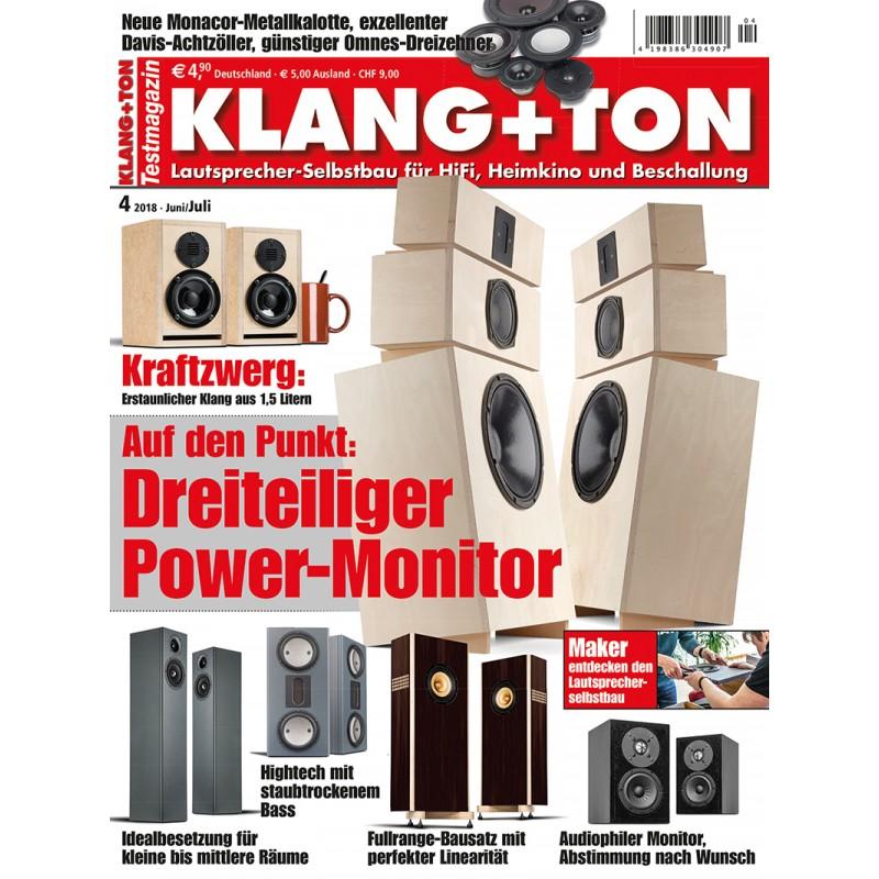 Klang + Ton 4/2018 (epaper)