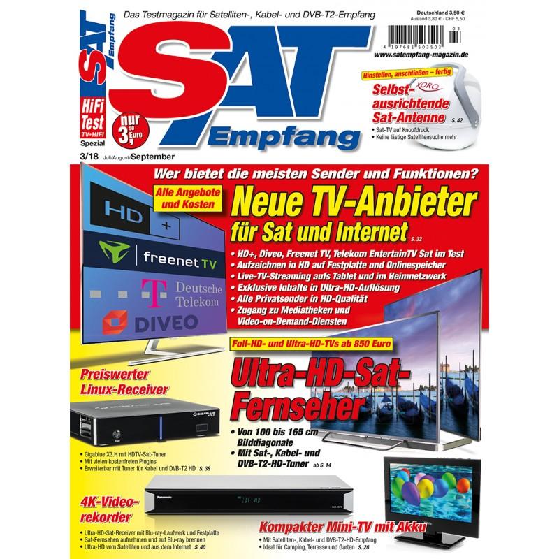 SAT-Empfang 3/2018 (print)