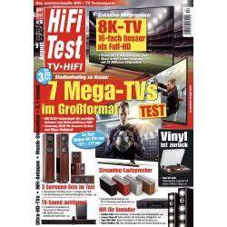 HIFI TEST TV VIDEO 4/2018 (print)
