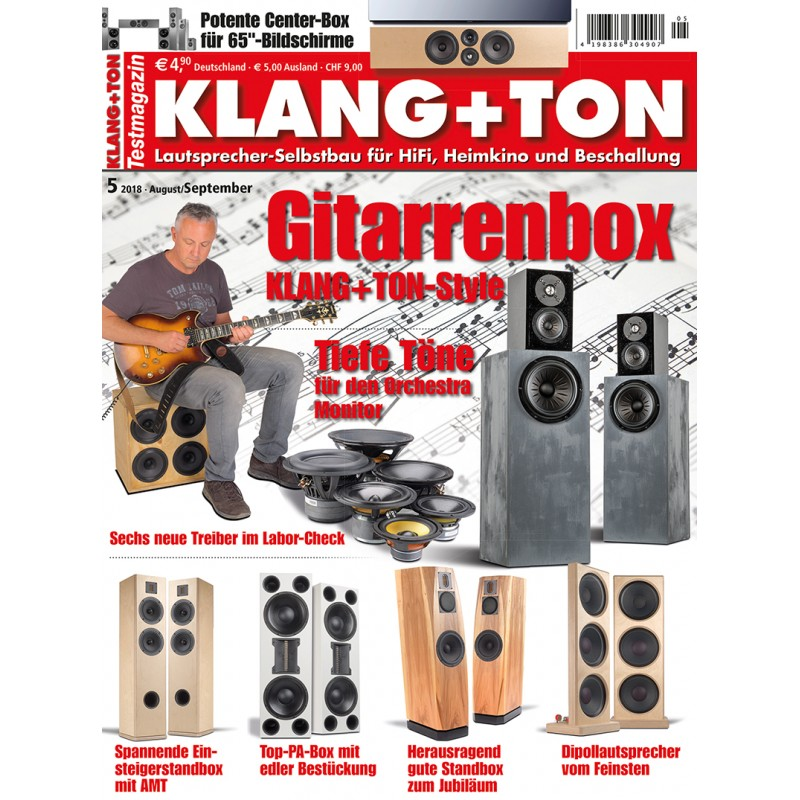 Klang + Ton 5/2018 (epaper)