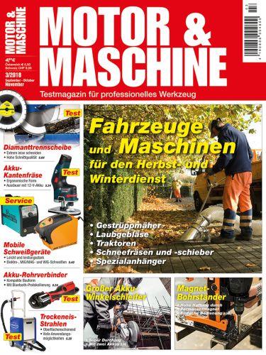 Fahrzeuge und Maschinen für den Herbst und Winterdienst (print)