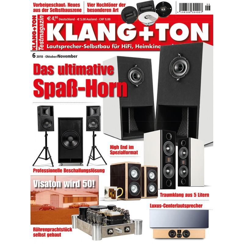 Klang + Ton 6/2018 (epaper)