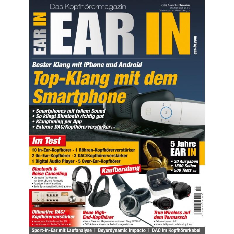 Top-Klang mit dem Smartphone - Bester Klang mit iPhone und Android (epaper)