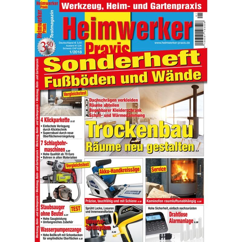 Trockenbau, Räume neu gestalten (print)