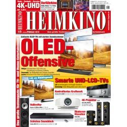 HEIMKINO Ausgabe 1-2/2019 (print)