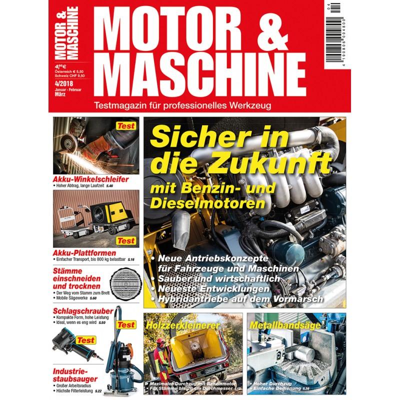 Sicher in die Zukunft mit Benzin- und Dieselmotoren (print)